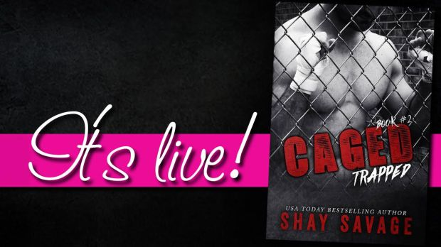caged trapped it's live