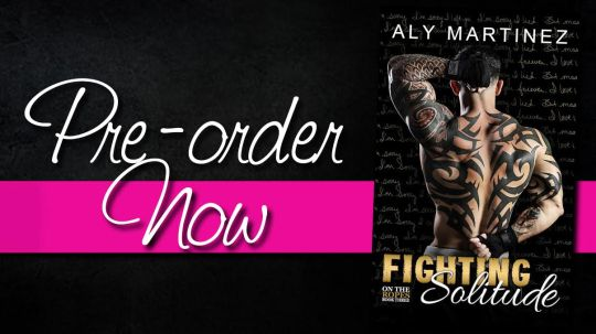 fighting solitude preorder now