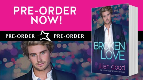 broken love preorder